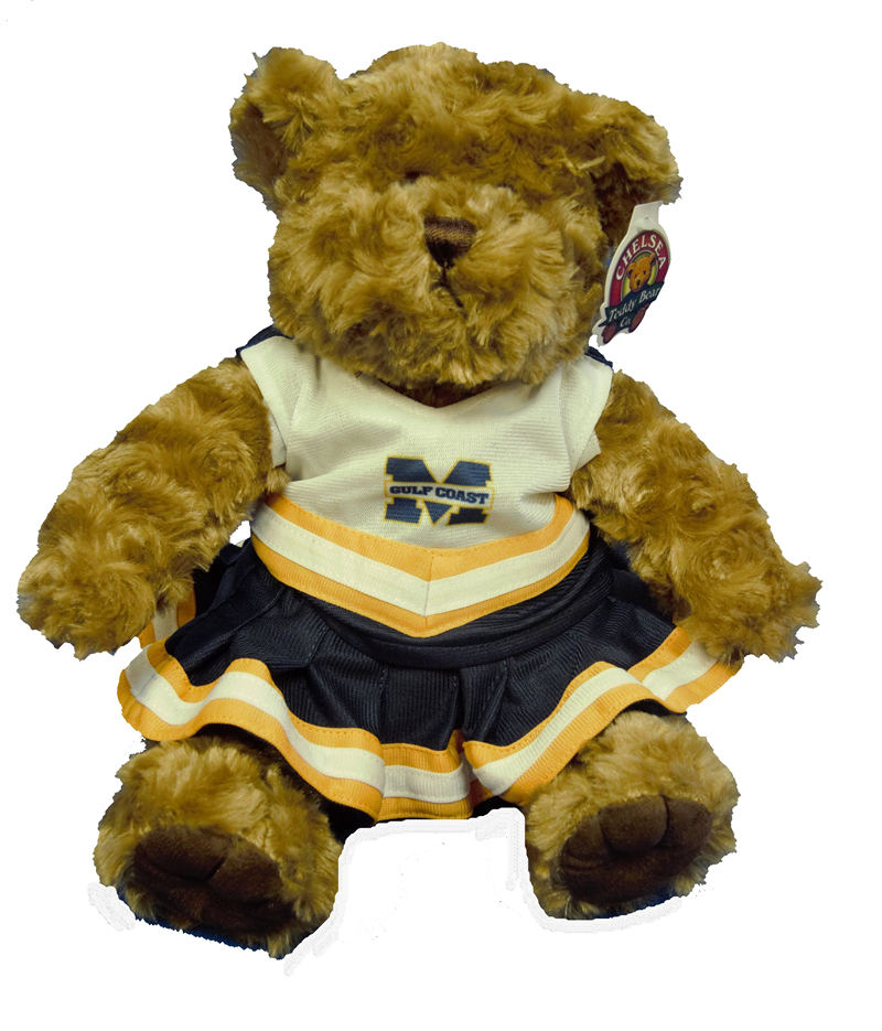 "Animal 10"" Cheer Bear (SKU 100513062)"