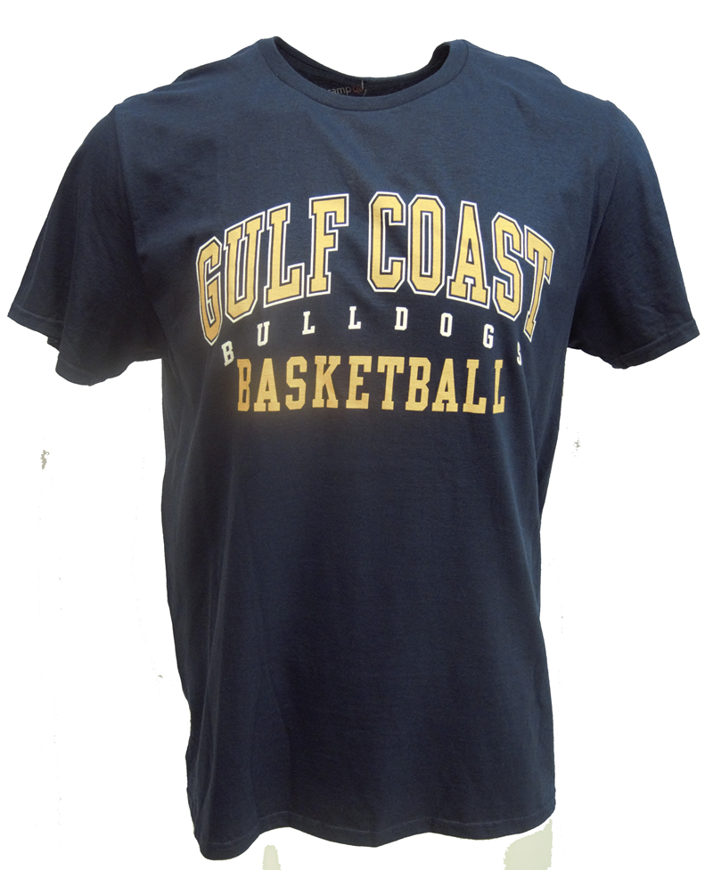 T-Shirt Basketball Navy (SKU 101252363)
