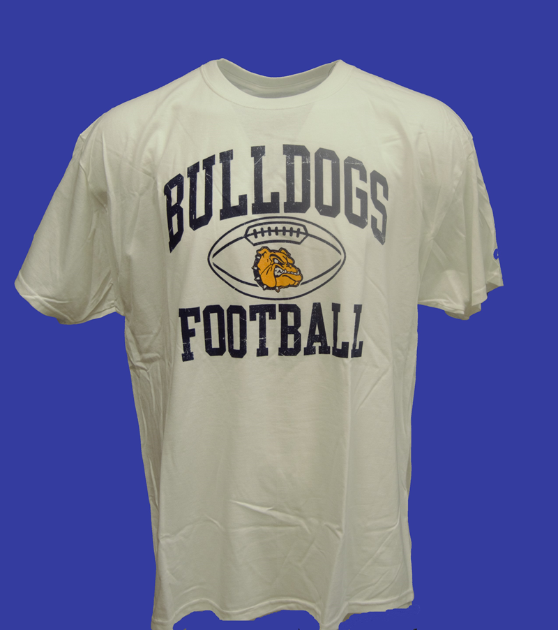 T-Shirt Football White (SKU 101251203)